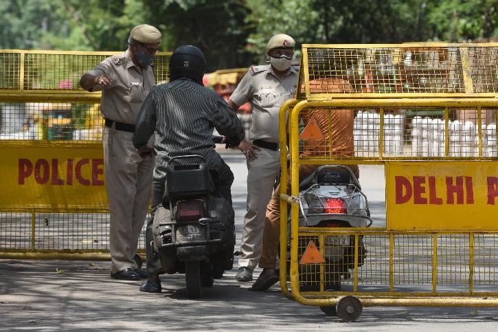Delhi COVID Curfew