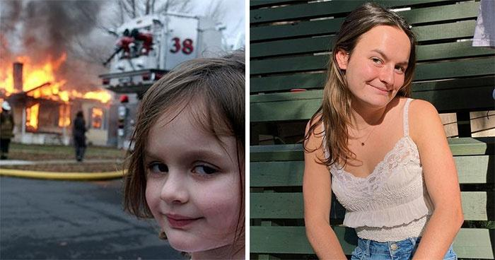 Disaster Girl Zoe Roth