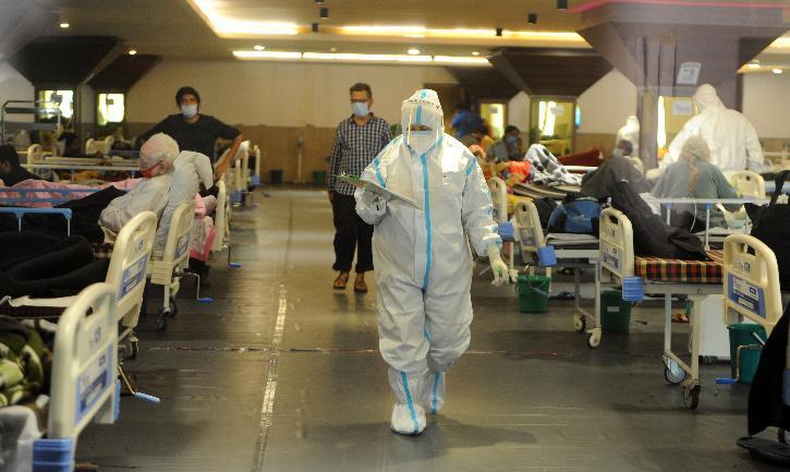 Delhi COVID Hospital Oxygen Crisis