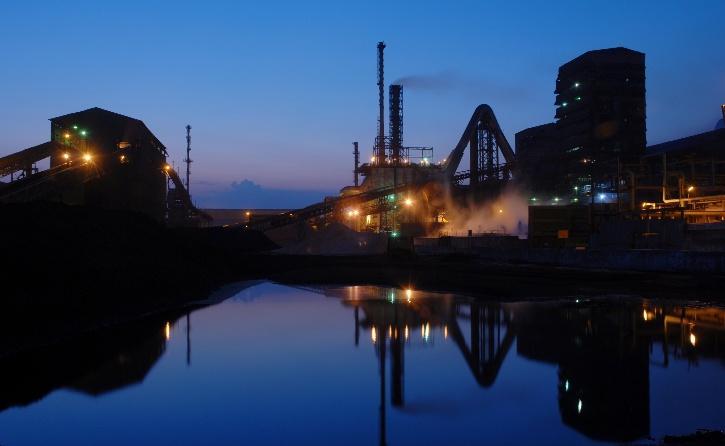 Vedanta  Sterlite Copper Smelting Plant