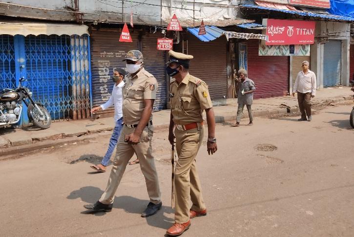 Bengaluru COVID-19
