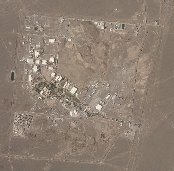Iran natanz