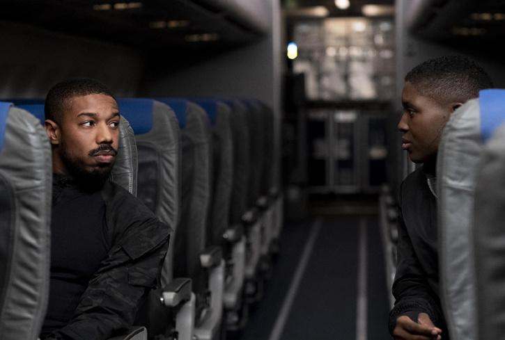 Without Remorse on Amazon Prime Video, Michael B Jordan in without remorse