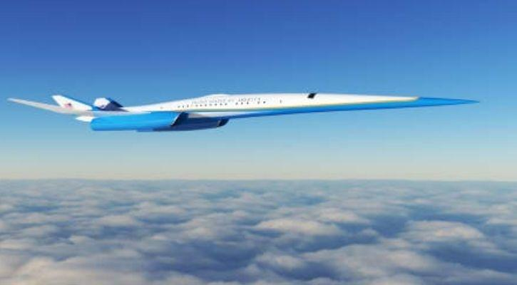 exosonic us presidential airforce one