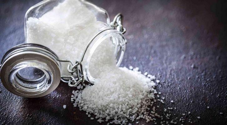 high blood pressure salt