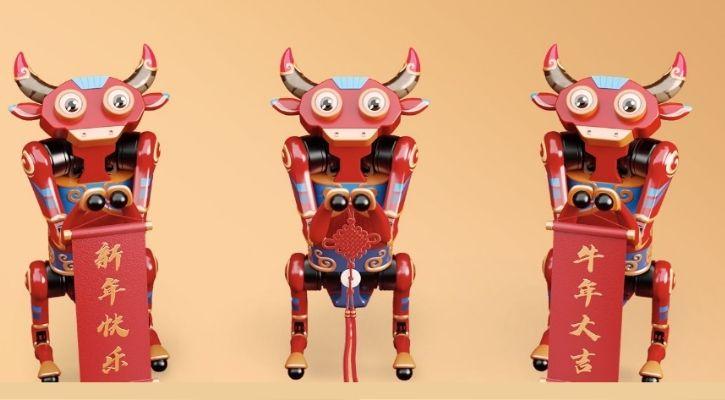 unitree robots