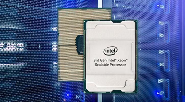 intel xeon icelake processor