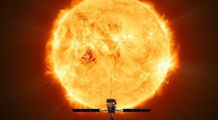 sun solar campfires