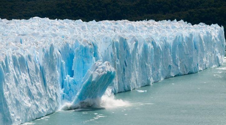 glacier melt climate change