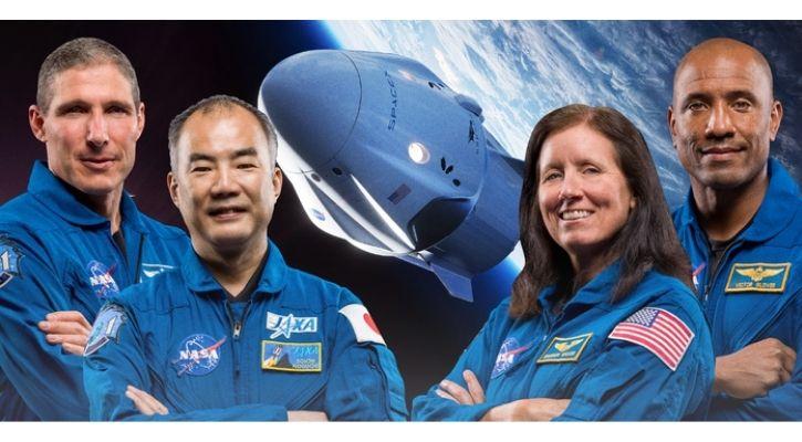 spacex crew 1 dragon