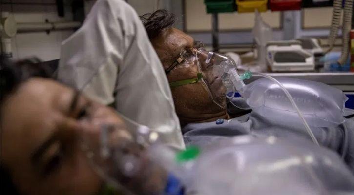 covid-19 oxygen shortage