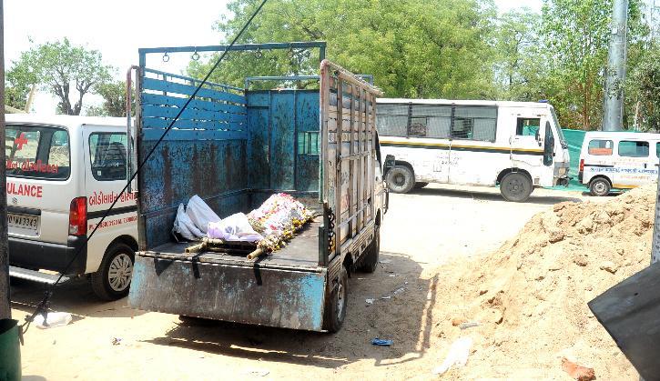 Gujarat crematoriums