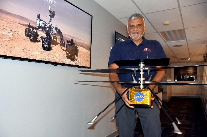 Bob Balaram NASA JPL