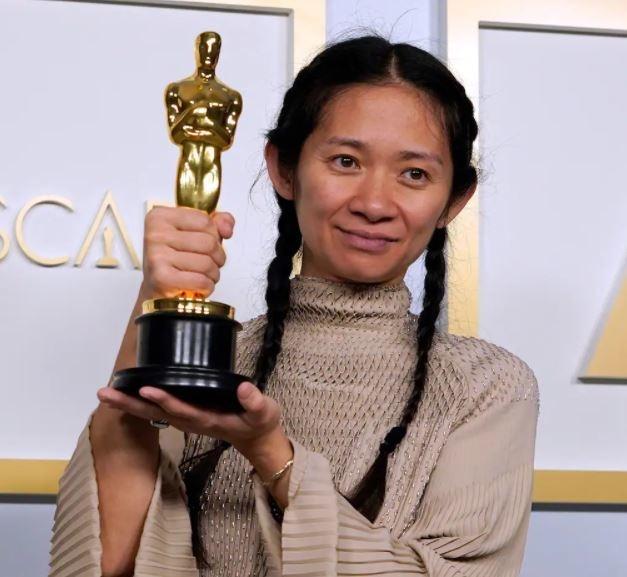 Chloé Zhao / Twitter