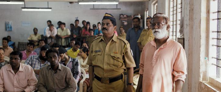 Court actor Vira Sathidar