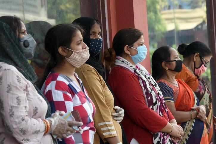 Nigambodh Ghat Delhi COVID Death