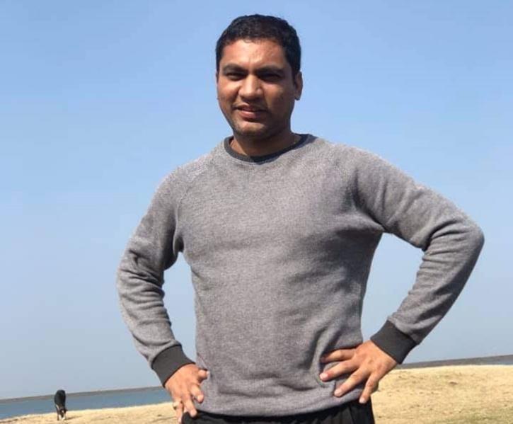 Dr Rajendra Bharud
