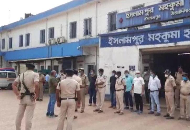 Ashwini Kumar SHO Kishanganj Police Station