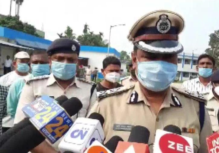 Ashwini Kumar, the SHO of Kishanganj Police Station