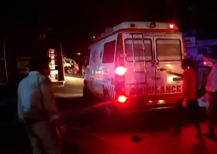 Maharashtra Hospital Fire