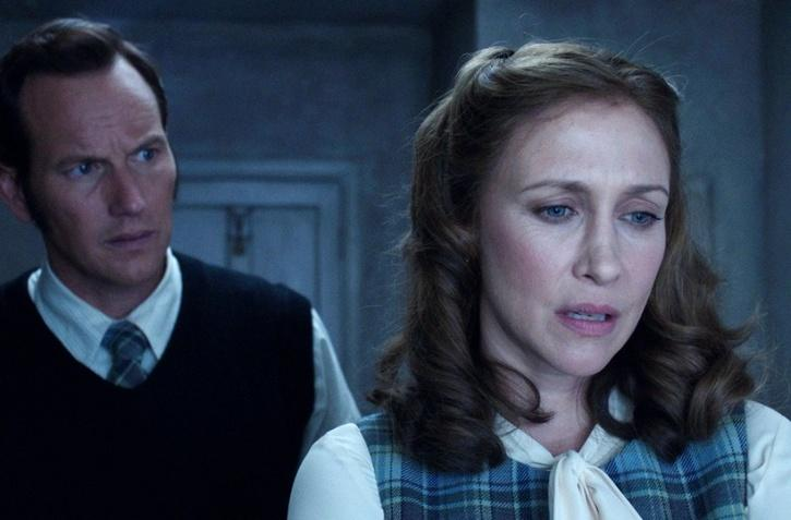 Conjuring: The Devil Made Me Do It  Trailer / Youtube