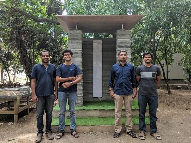 IIT-Madras Startup Makes India's First 3D Printed House In Just 5 Days