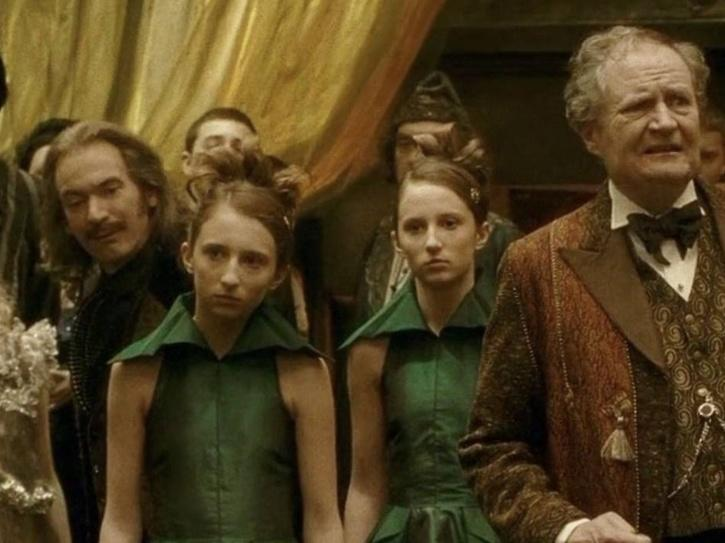 Paul Ritter in Harry Potter and the half blood prince