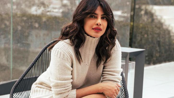 Priyanka Chopra Appeal To US President Biden For Help , Says India Is Suffering From COVID 19 While Netizens Says She's Too Late
