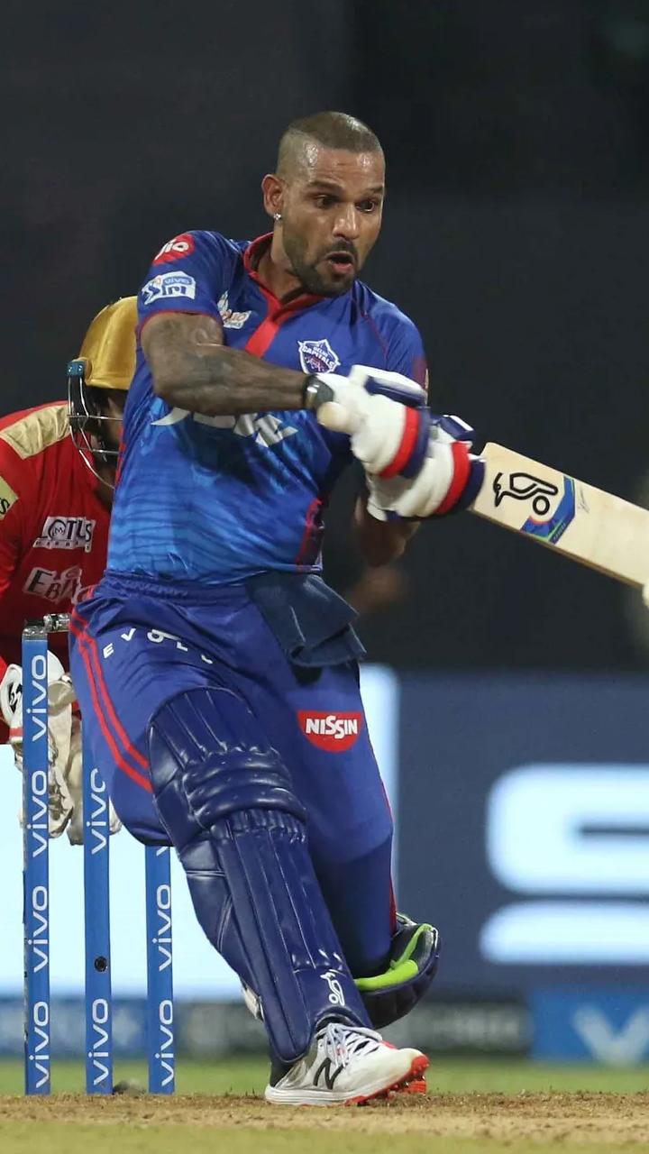 Shikhar Dhawan DC Delhi Capitals