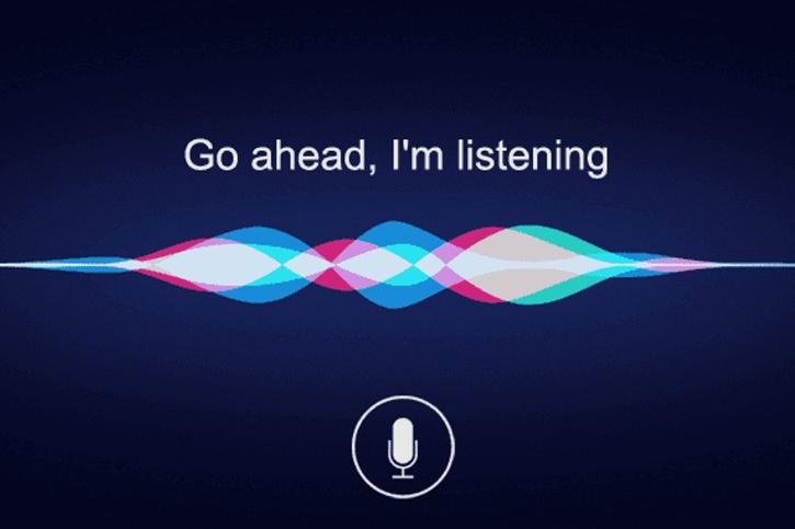Apple Siri voice assistant