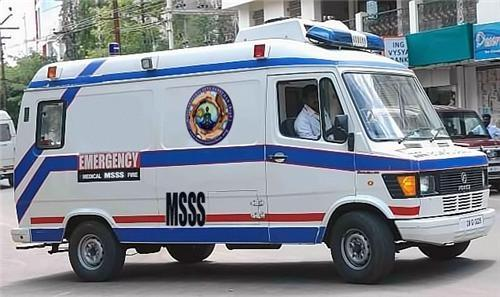 Ambulance Service in UP