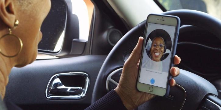 Uber Real-Time ID Check
