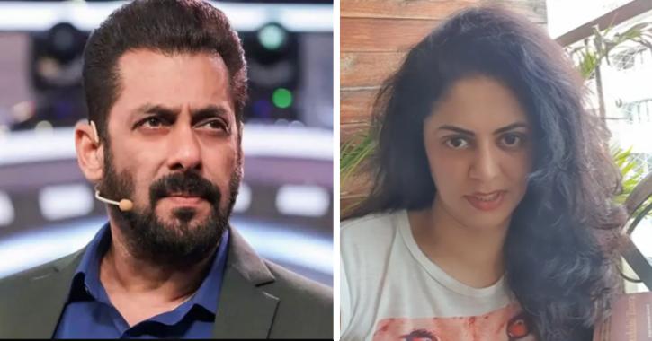 Kavita Kaushik Makes A Sensational Claim, Calls Salman Khan