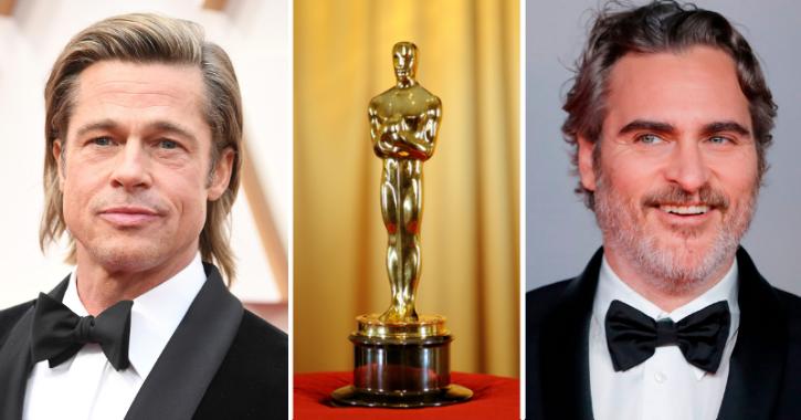 Joaquin Phoenix, Brad Pitt And Bong Joon Ho Are Among The Host For Oscars 2021 & We