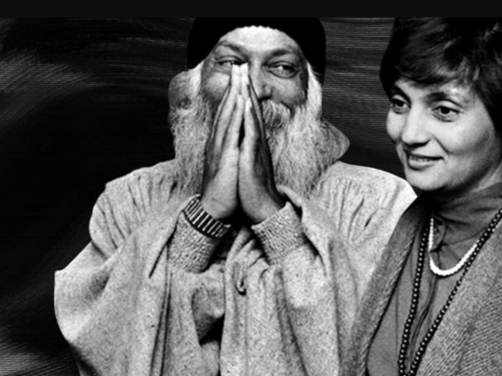 Searching For Sheela: Ma Anand Sheela and Osho.