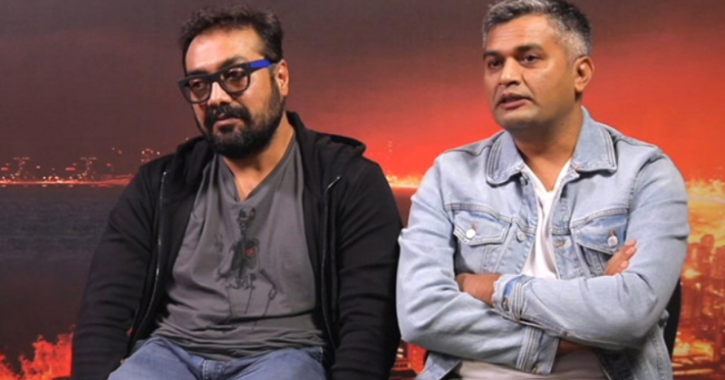 Neeraj Ghaywan and Anurag Kashyap.