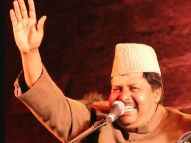 Qawwali Singer Farid Sabri
