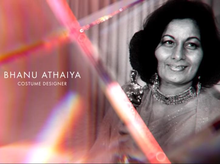 Bhanu Athaiya remembered at Oscars 2021.