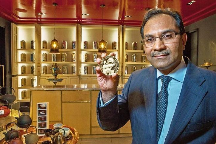 British Indian Businessman who bought east india company