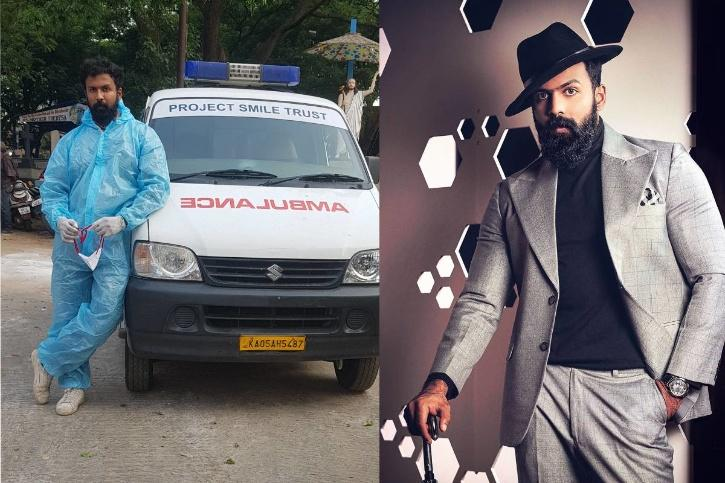Actor Arjun Gowda / Instagram