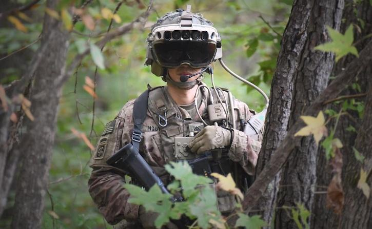 AR Goggles for US Army Soldiers