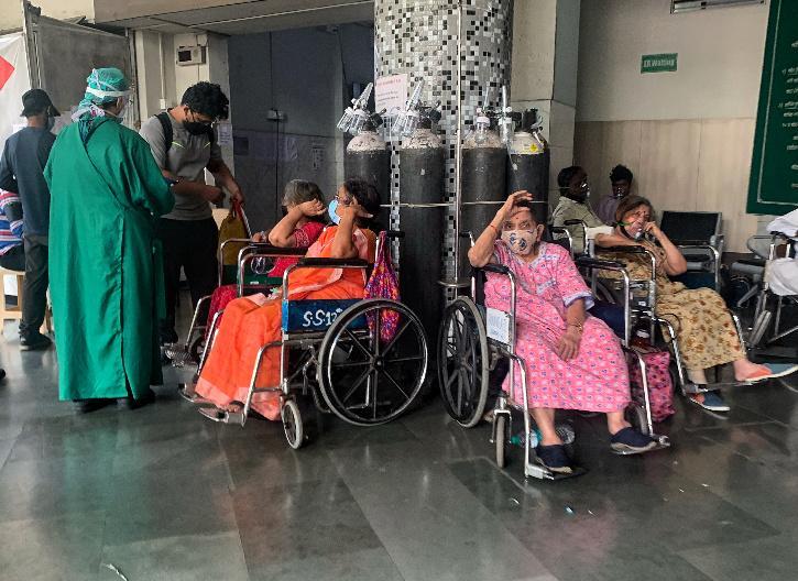 bed shortage delhi