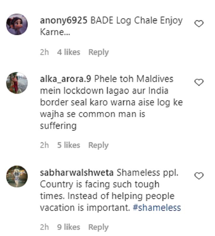 Alia and Ranbir trolled for Maldives vacation amid rising COVID-19 cases.