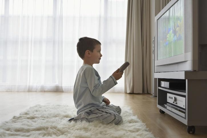 The potential adversity of screen time on a child's development has become a concern in the modern world.
