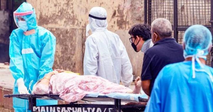 crematorium covid bodies pile up