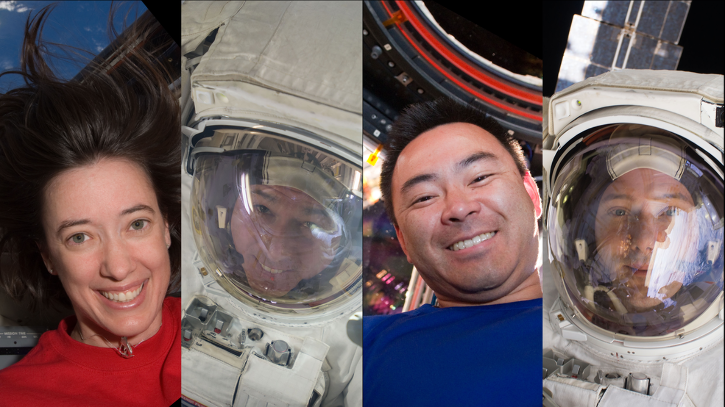 NASA, SpaceX Ready To Launch Crew-2 Astronauts To Space Station On April 22