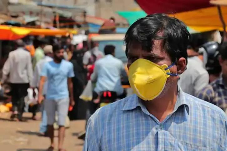 UP man fine Rs 10,000 for not wearing a mask