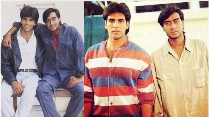 Akshay Kumar and Ajay Devgn / TOI