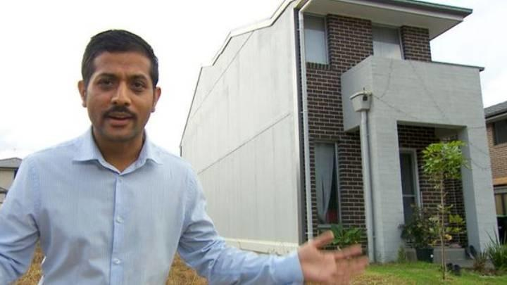 Bishnu Aryal, from Nepal, saved up enough money for the house of his dreams, to splash a cool $700,000 AUD (Rs 4 crore) for the Sydney plot and build.