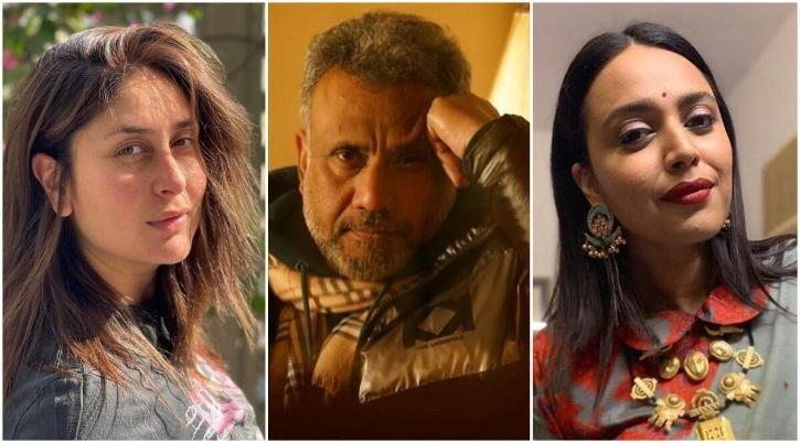 Kareena Kapoor Khan, Anubhav Sinha and Swara Bhasker / Indiatimes